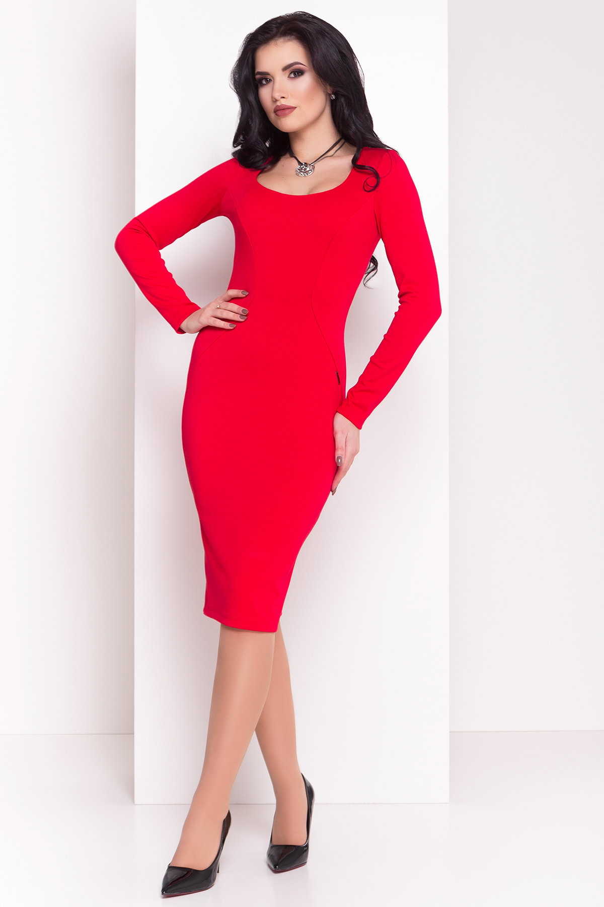 Купить платья оптом от производителя Платье Альтера 510