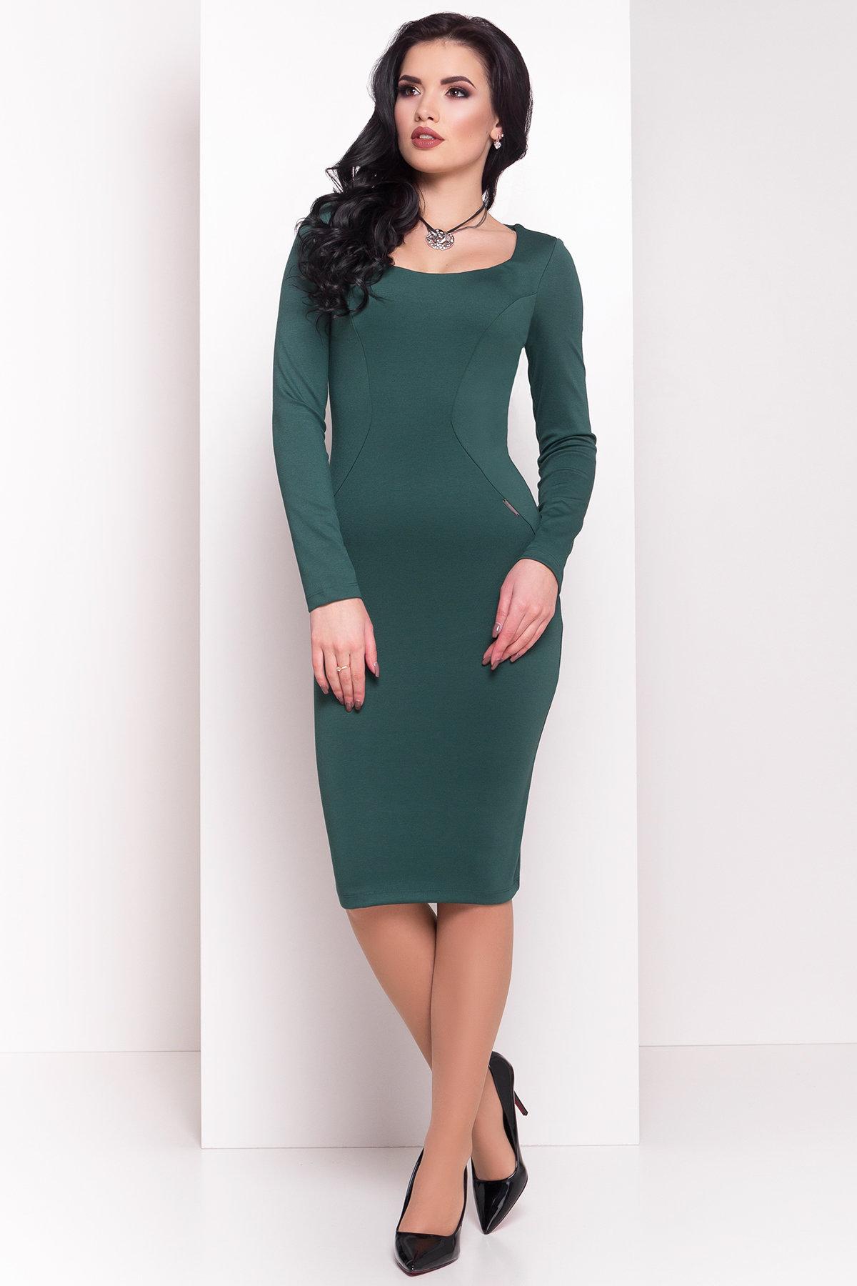 Женская одежда от производителя Modus Платье с круглым вырезом Альтера 510