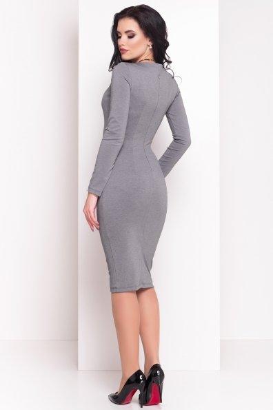 Платье Альтера 510 Цвет: Серый