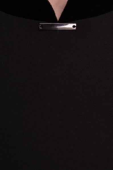 Платье Бонерус 4455 Цвет: Черный