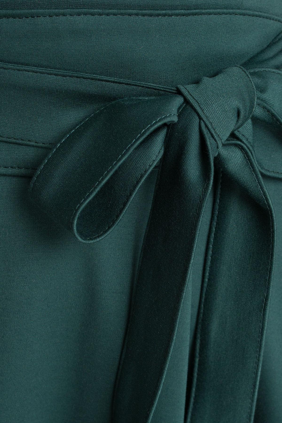 Платье Карен 3866 Цвет: Зеленый