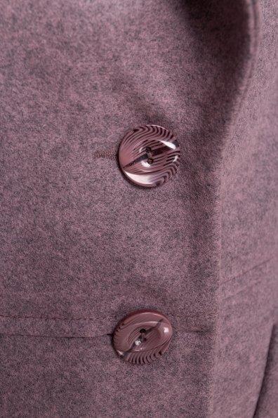 Пальто зима Габриэлла 4362 Цвет: Какао