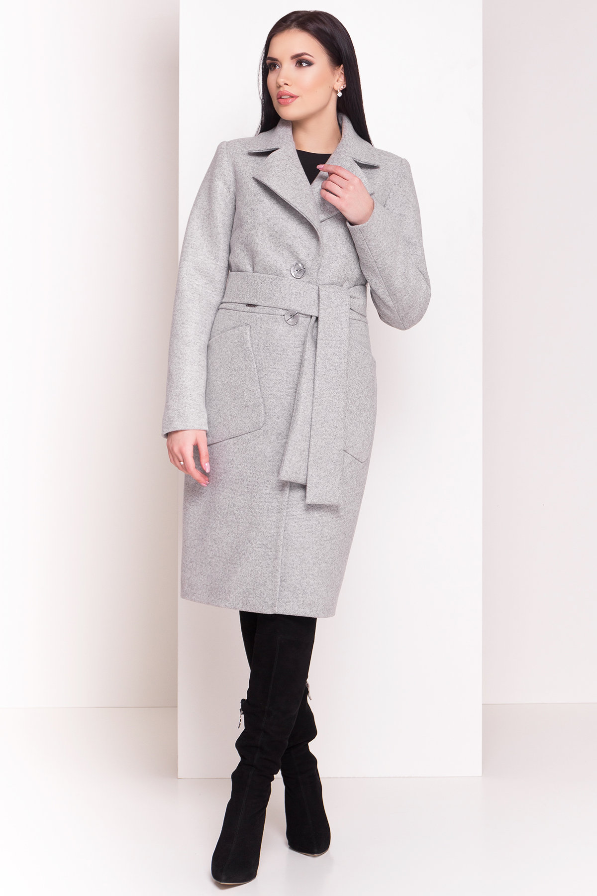 купить зимнее пальто от производителей Пальто Габриэлла 4360
