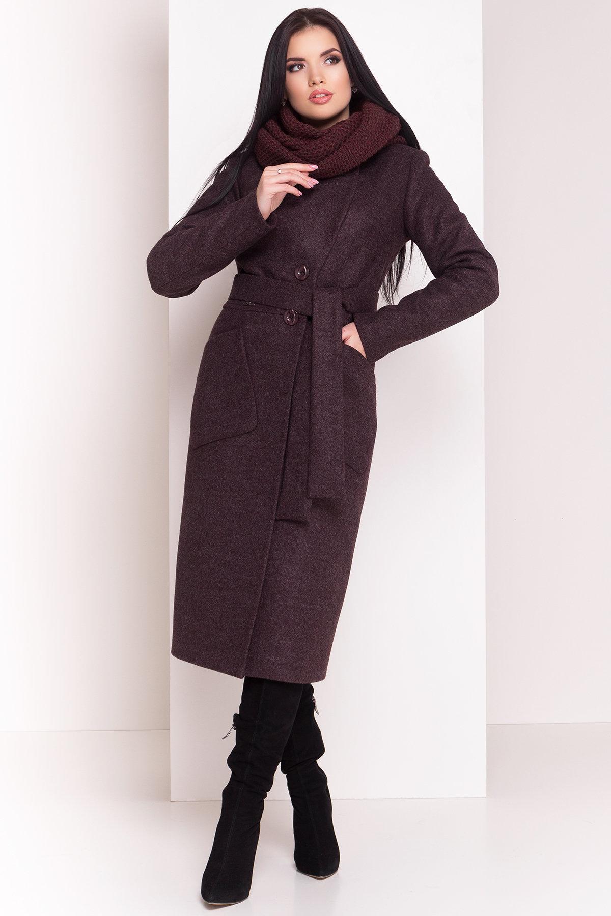 купить оптом зимнее пальто Пальто Габриэлла 4151