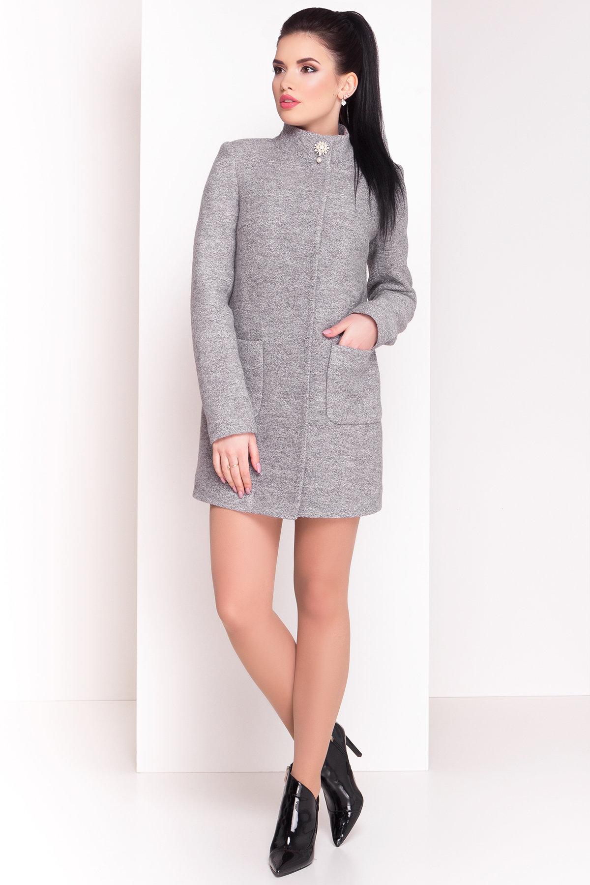 пальто женское демисезонное интернет магазин Пальто Мелини 4433