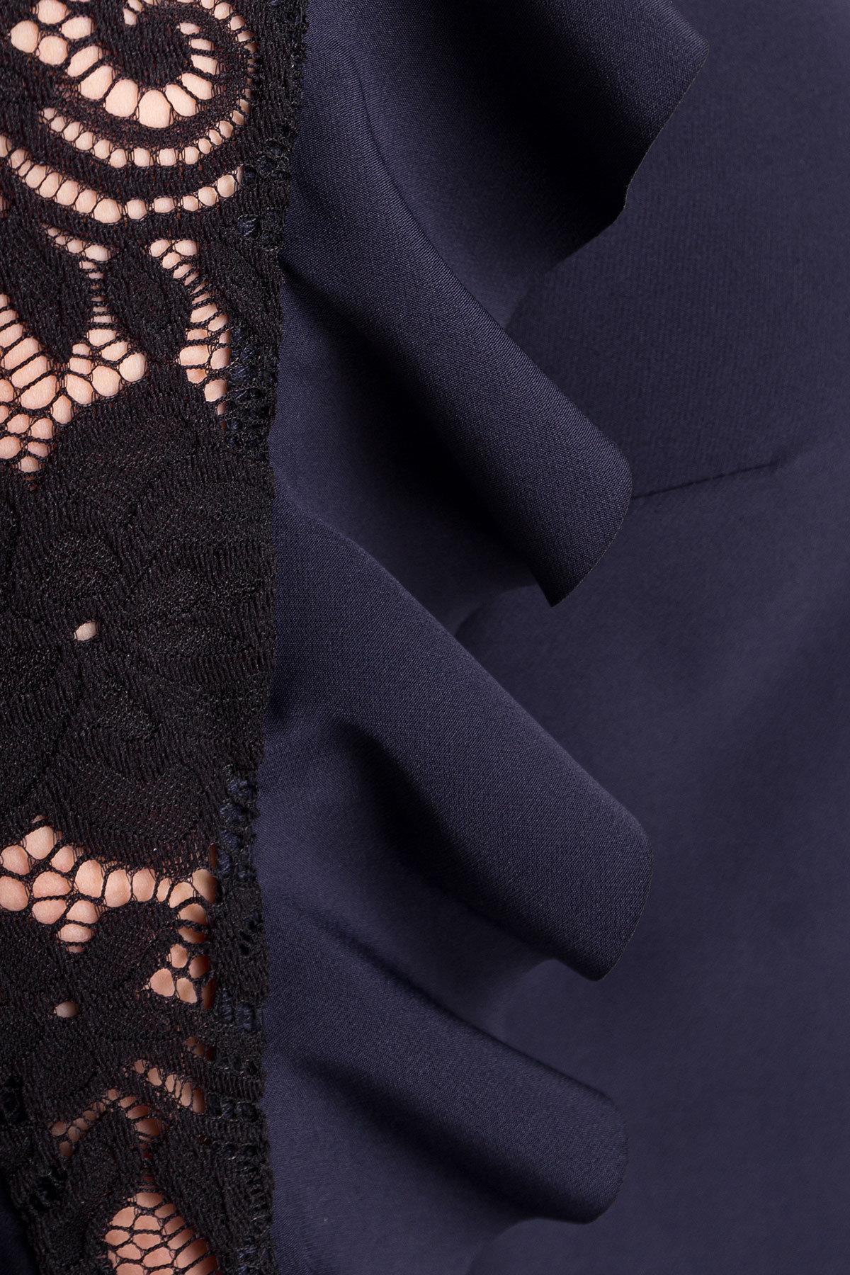 Платье Трис 1517 Цвет: Темно-синий