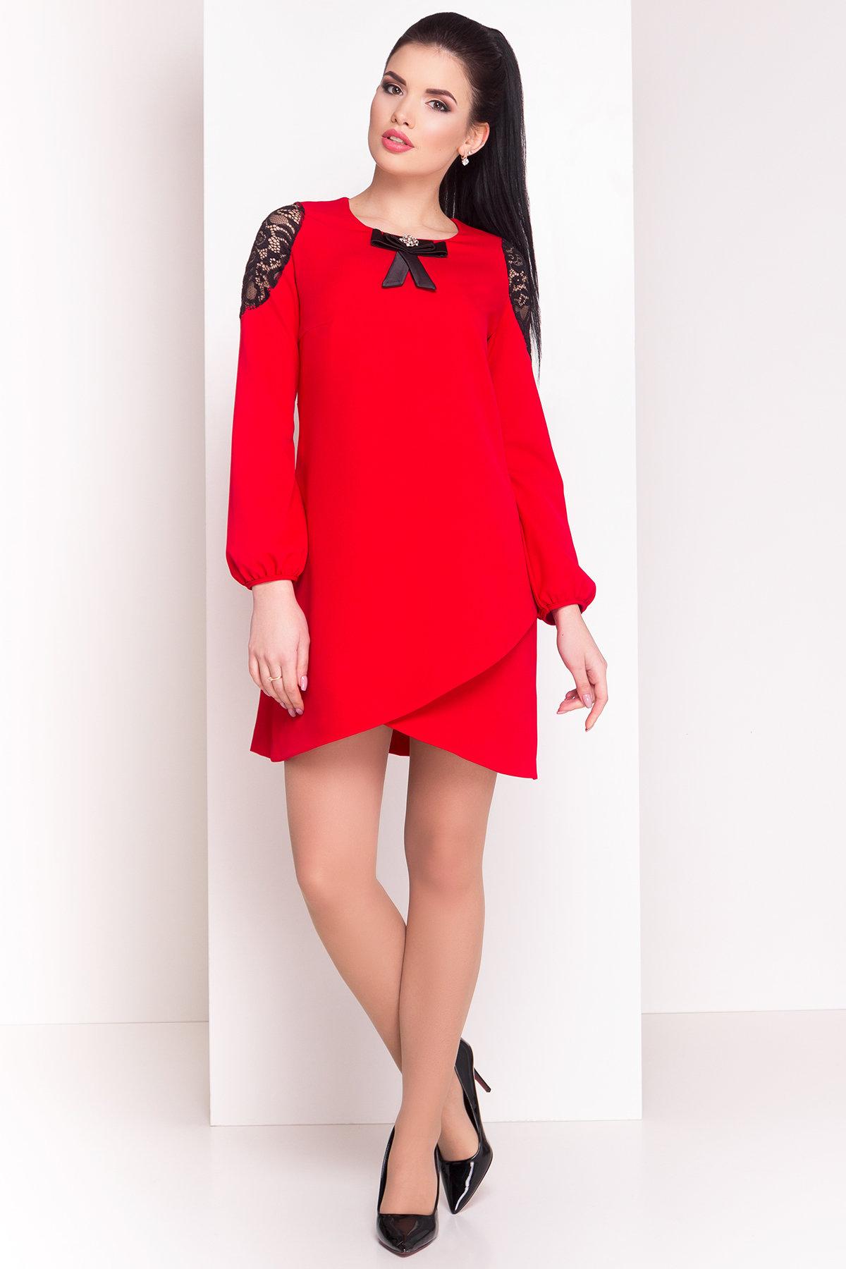 трикотажные платья оптом Платье Лючия 3353
