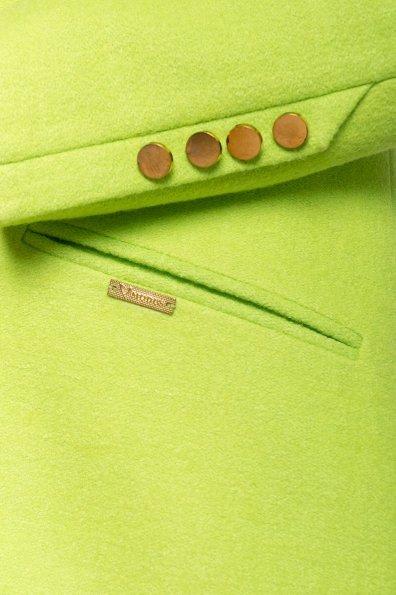 Пальто-пиджак Кайра 1619 Цвет: Салат