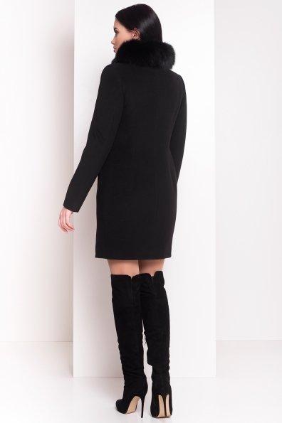 Пальто зима Адажио Цвет: Черный / красный