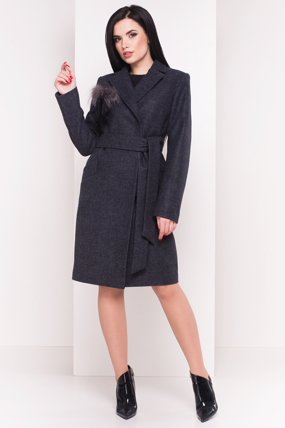 пальто женские демисезонные недорого Пальто Монблан 4424