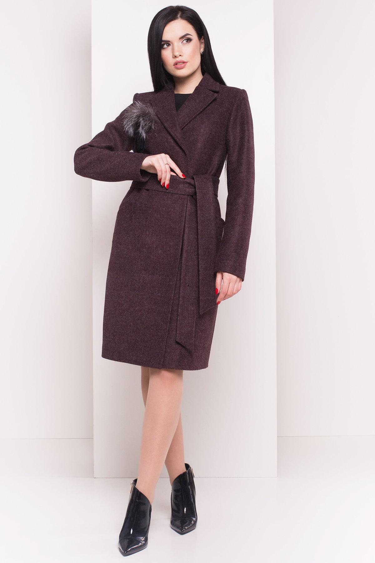 купить пальто женское демисезонное Пальто Монблан 4424
