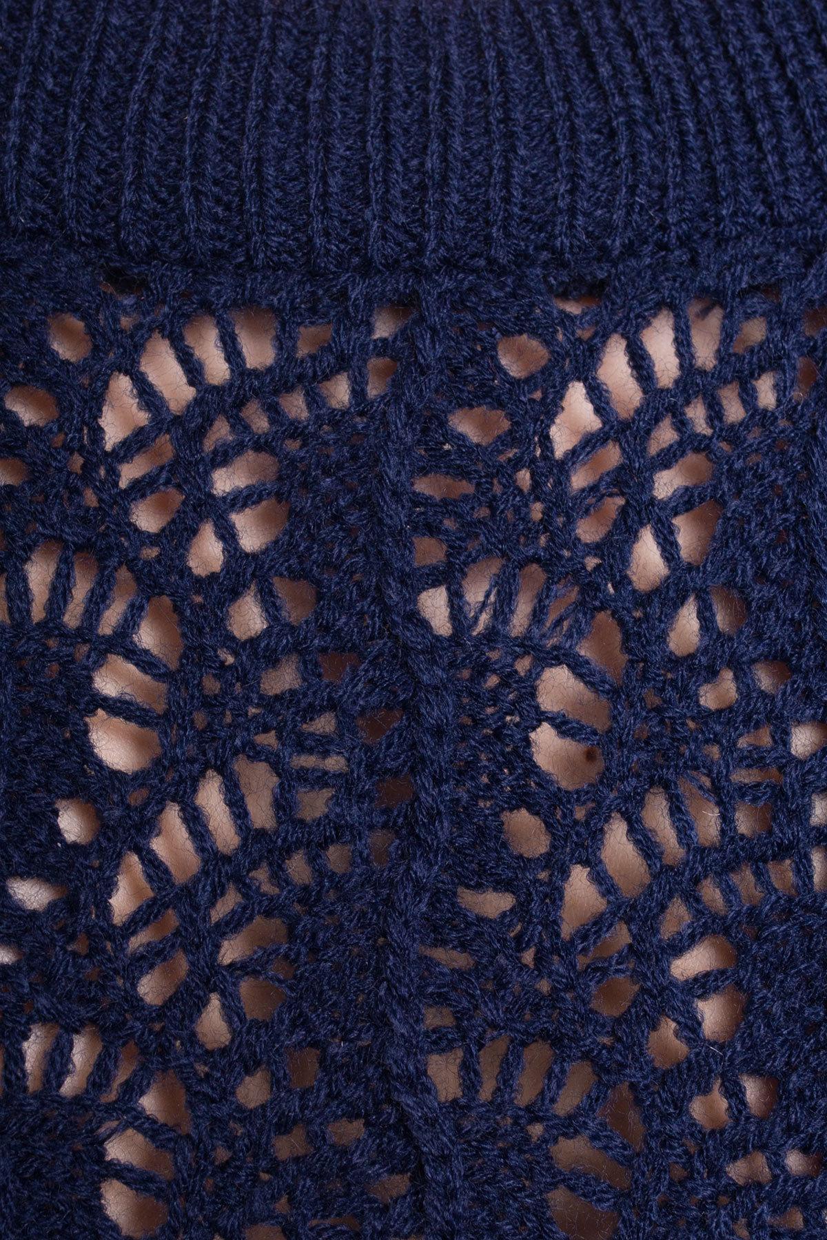 Платье Анжелика 4604 АРТ. 21896 Цвет: Синий - фото 3, интернет магазин tm-modus.ru