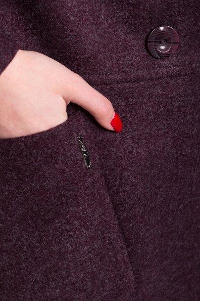 Пальто Модика 4552 Цвет: Марсала