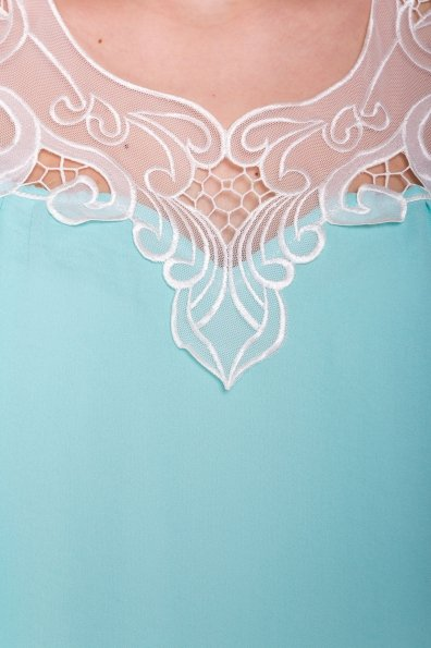 Платье Альбина 3110 Цвет: Мята