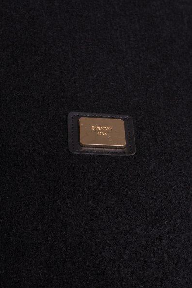 Пальто Милтон Donna шерсть Цвет: Черный 4 баритон