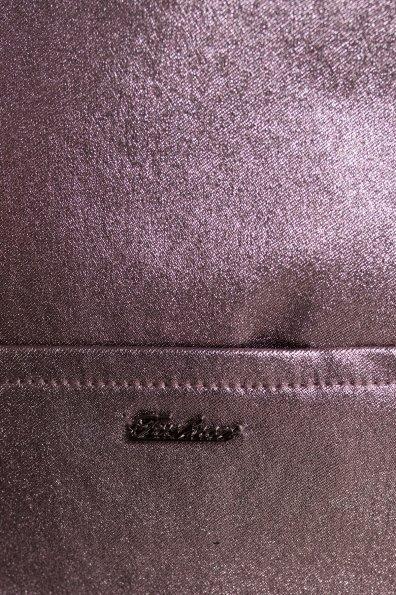 Плащ с прорезными карманами Миледи 4672 Цвет: Бронза