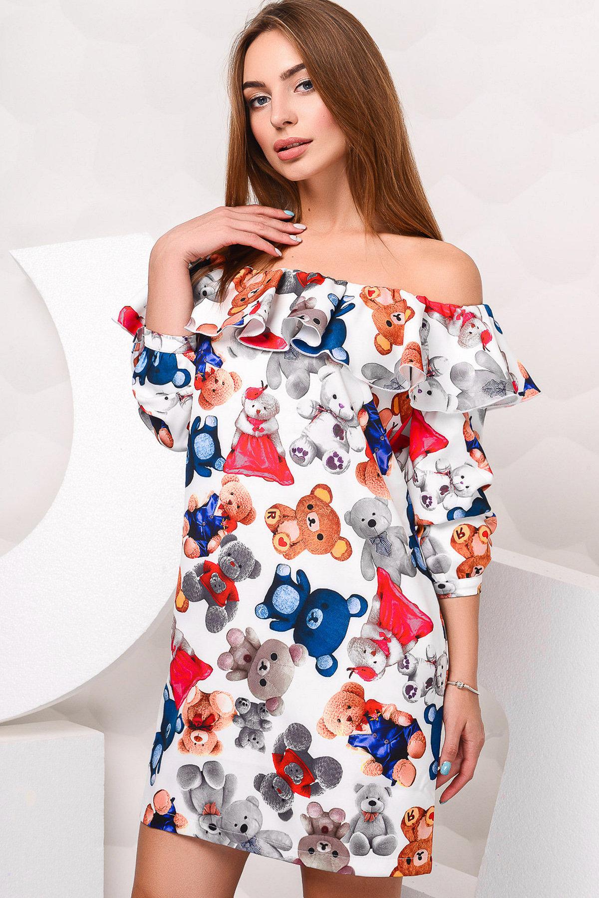 Купить платья оптом от производителя Платье KP-5884
