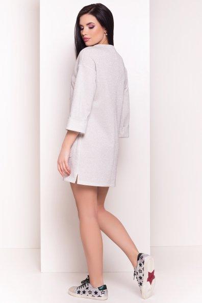 Платье Линэ 4778 Цвет: Серый