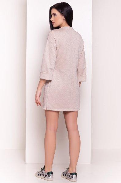 Платье Линэ 4778 Цвет: Бежевый