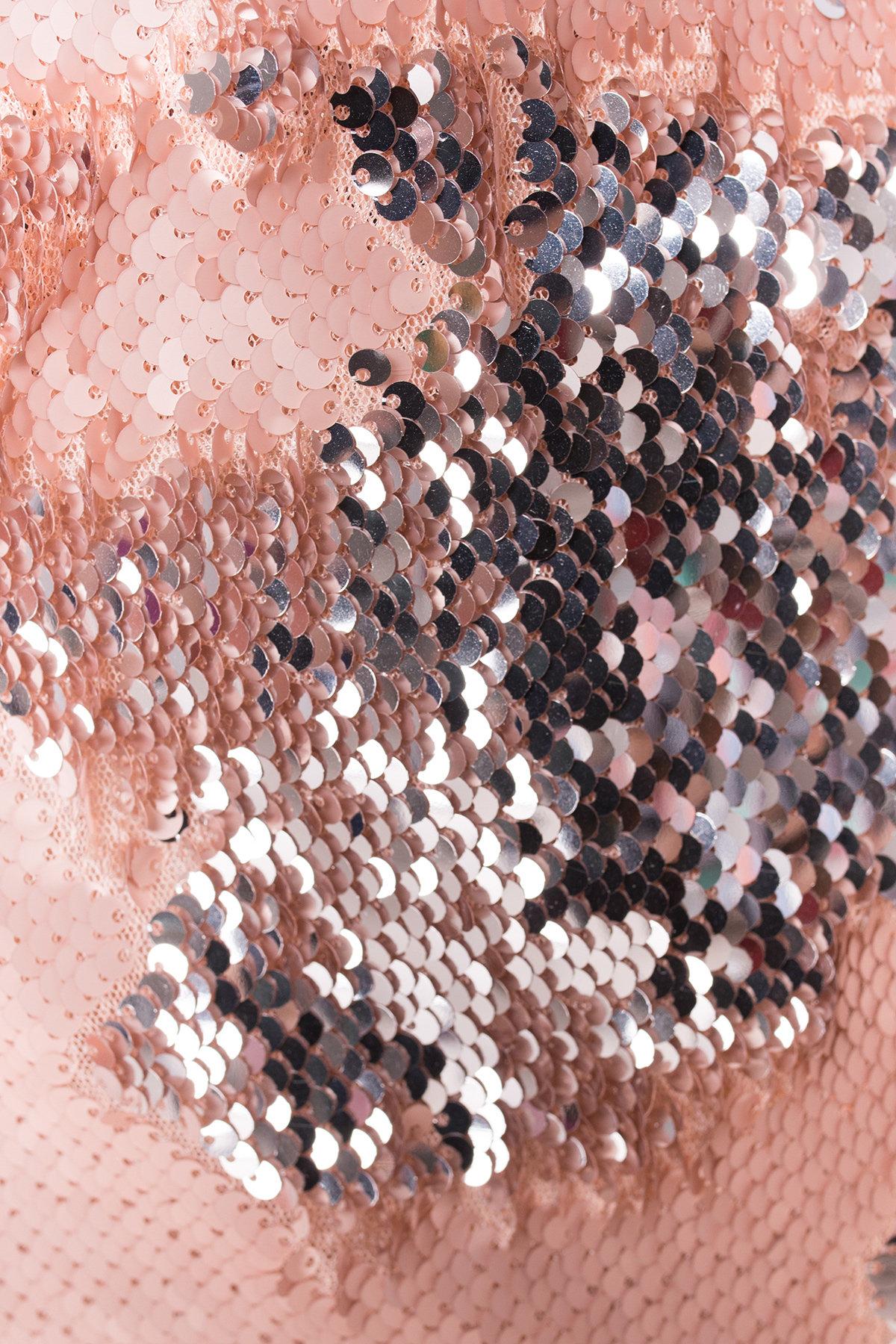 Легкий кардиган из трикотажа Лиза 4726 Цвет: Пудра
