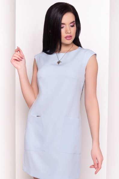 Платье Виларго лайт 270 Цвет: Голубой