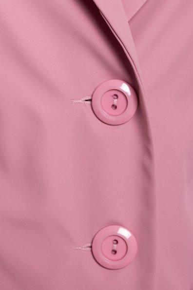 Плащ с накладными карманами Миссони 2087 Цвет: Чайная роза