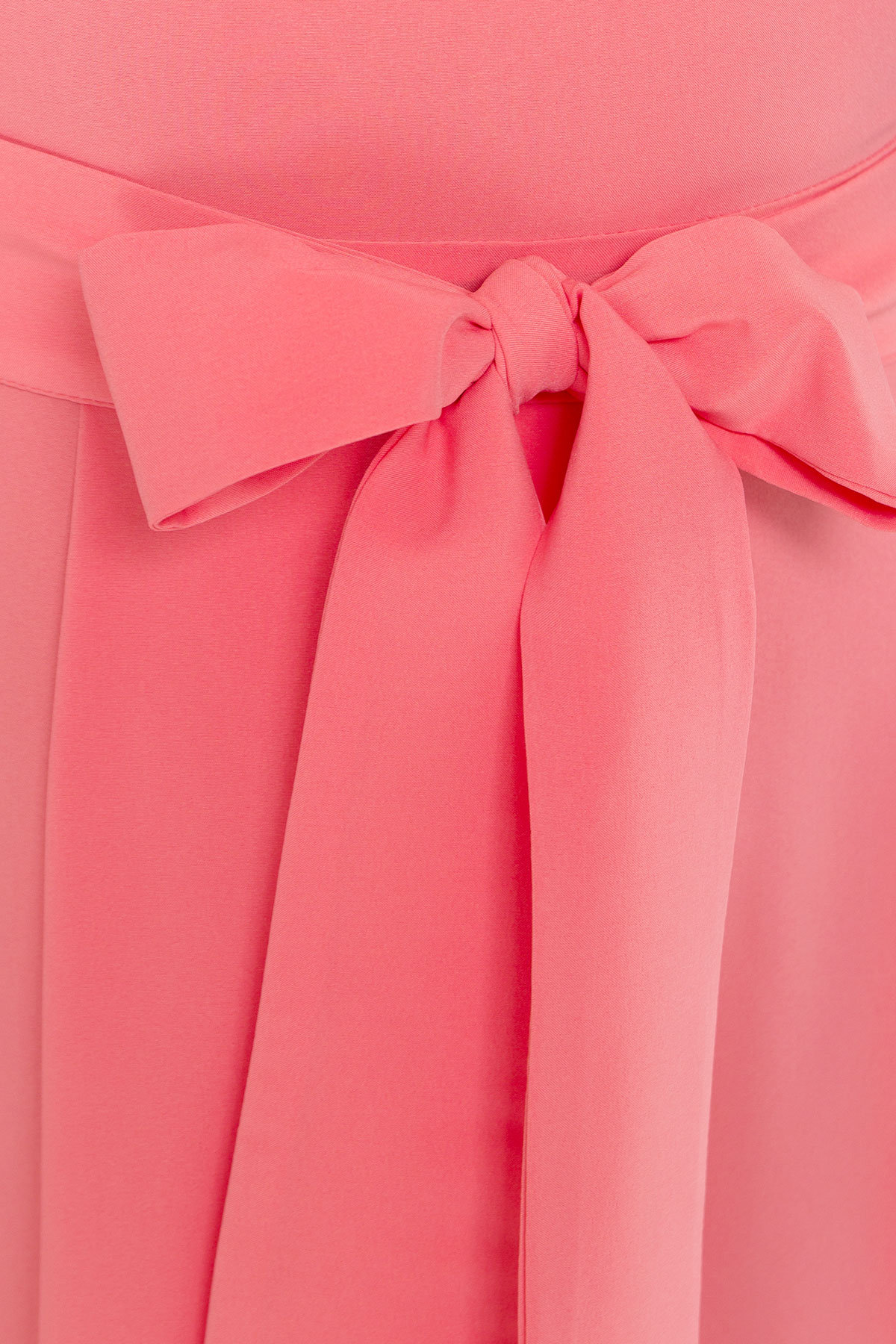 Платье Жадор миди 2929 АРТ. 15323 Цвет: Коралл - фото 3, интернет магазин tm-modus.ru