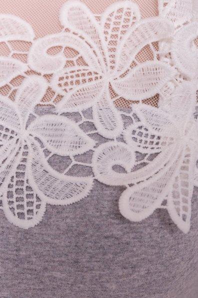 Платье Лилиан 2085 Цвет: Серый