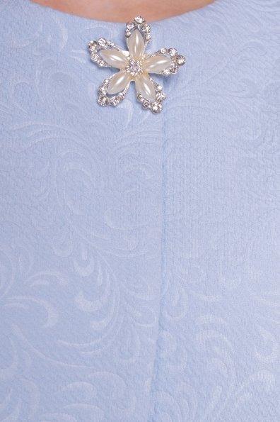 Плащ Фабио 4729 Цвет: Голубой