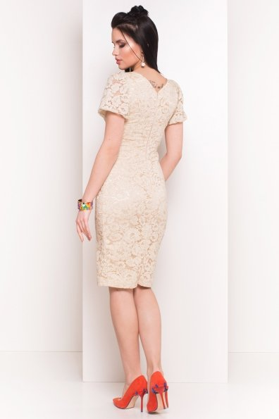 Платье Кьянти 4785 Цвет: Бежевый