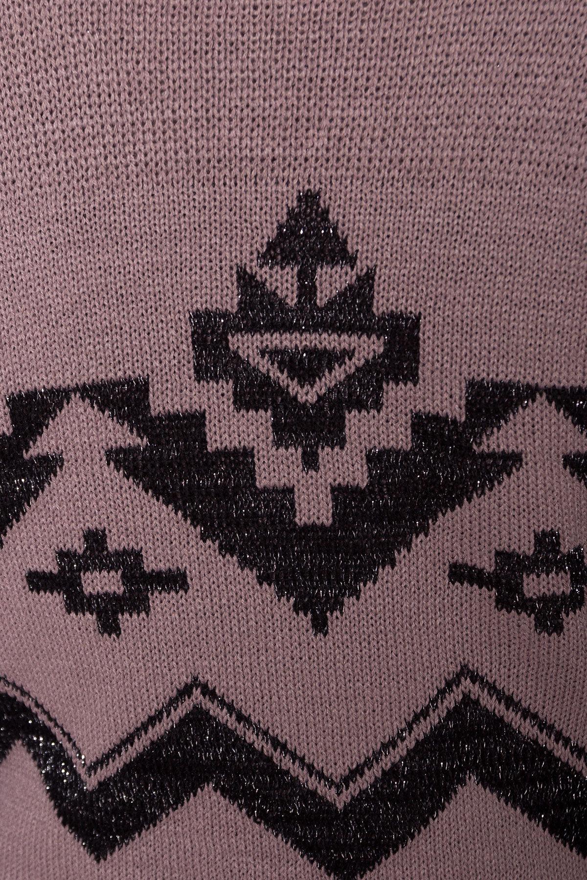 Кардиган Мелисса 4814 АРТ. 34253 Цвет: Капучино/черный - фото 3, интернет магазин tm-modus.ru