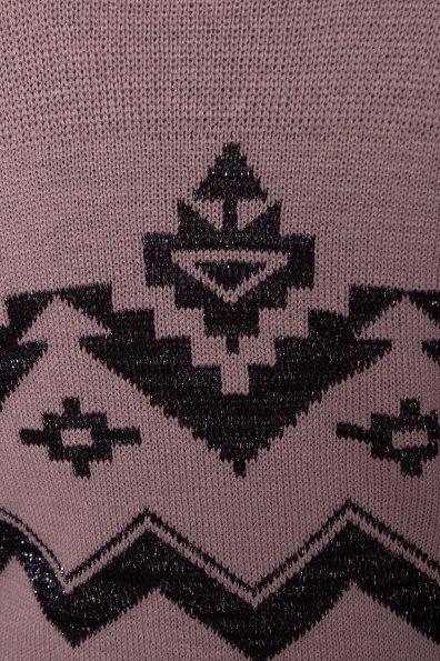 Кардиган Мелисса 4814 Цвет: Капучино/черный