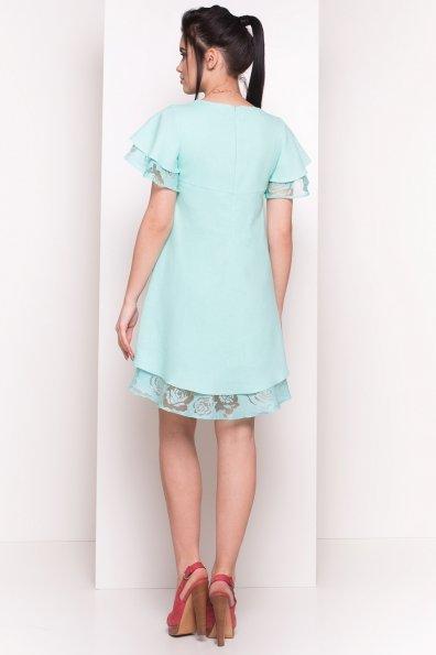 Платье Романтик 4831 Цвет: Мята