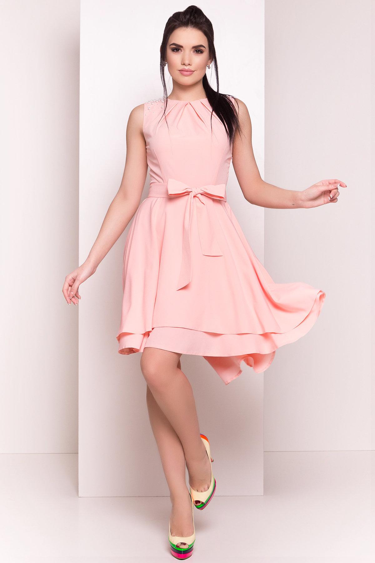 Платья трикотажные оптом от производителя Платье Нимфа 2702