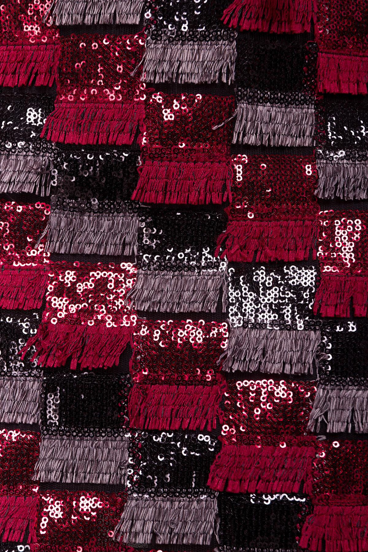 Платье Люси 4596 Цвет: Черный