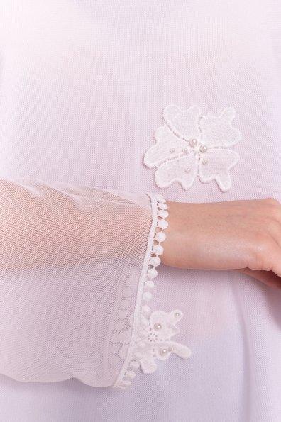 Блуза Инга 3237 Цвет: Белый