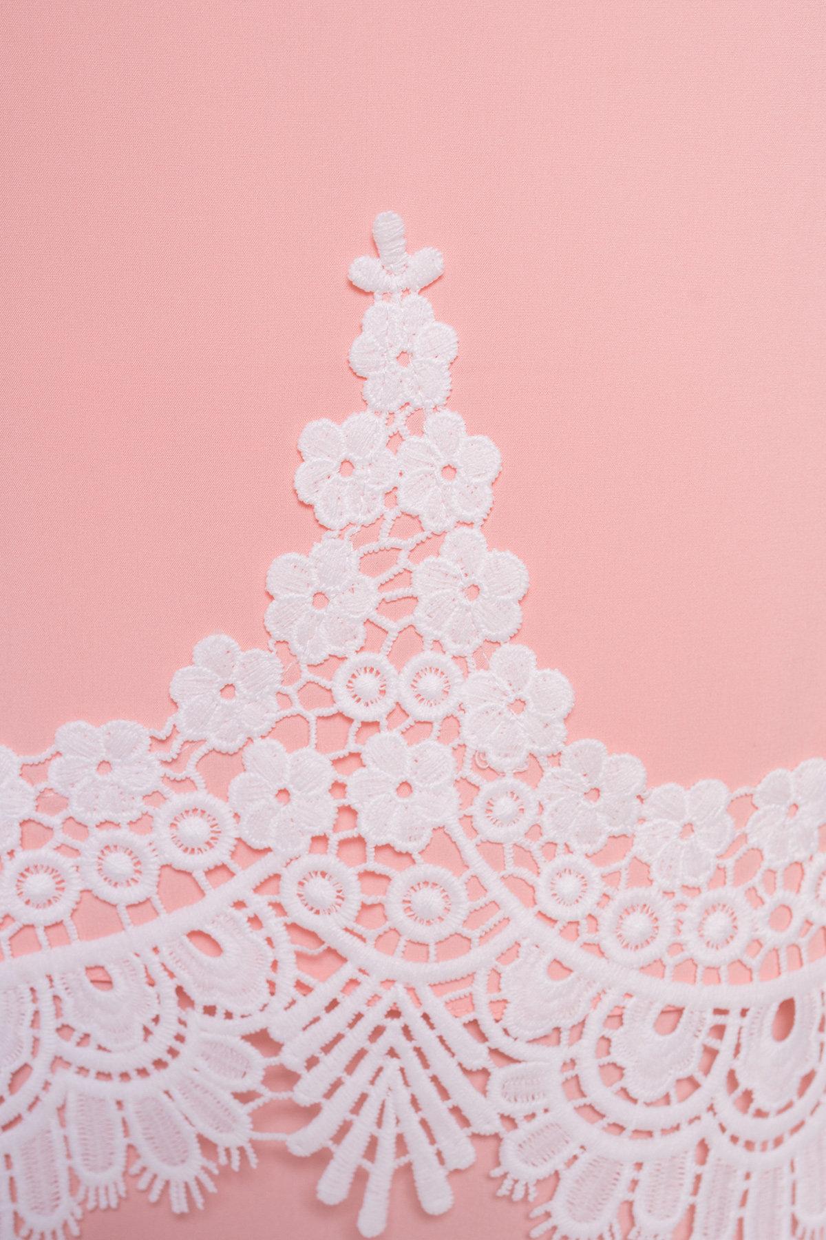 Платье Арвель 4894 Цвет: Персик