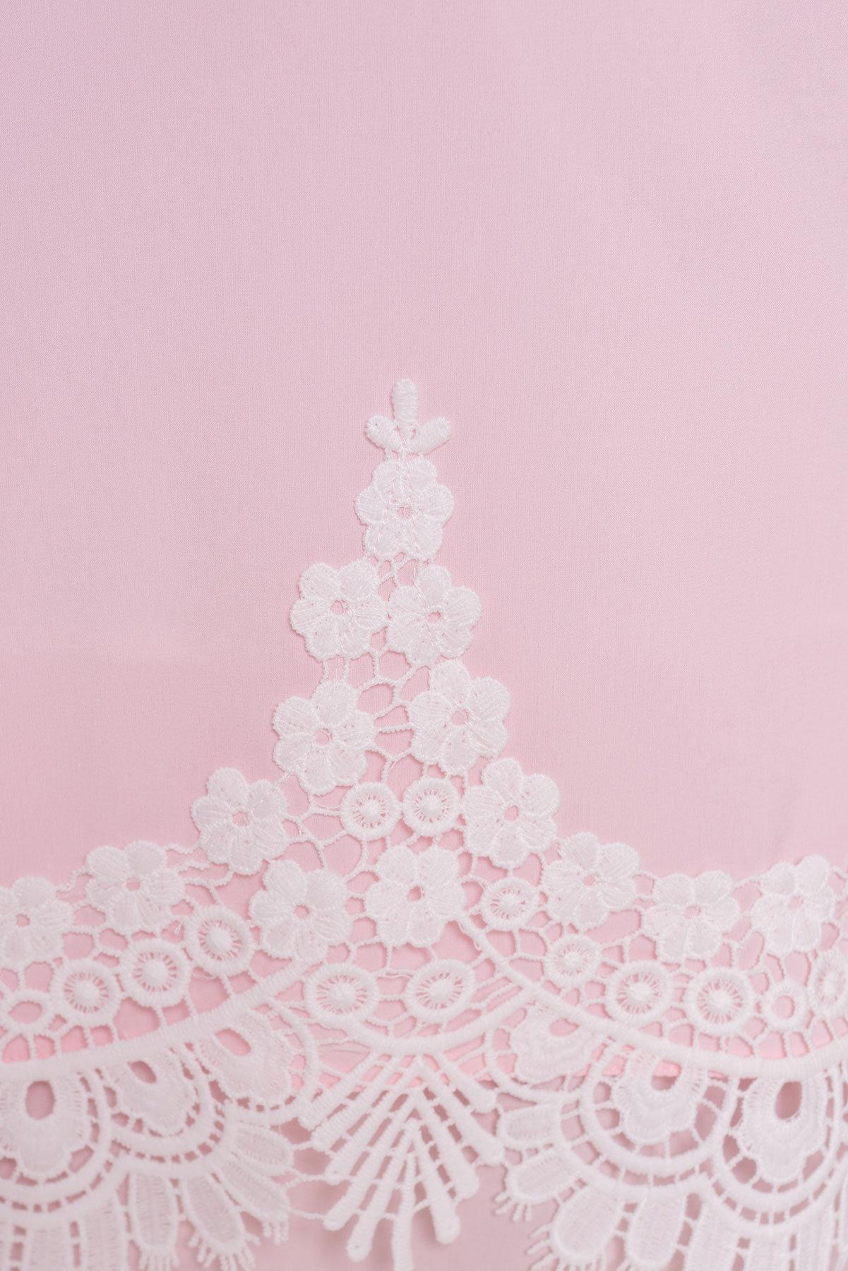 Платье Арвель 4894 АРТ. 34787 Цвет: Розовый - фото 4, интернет магазин tm-modus.ru