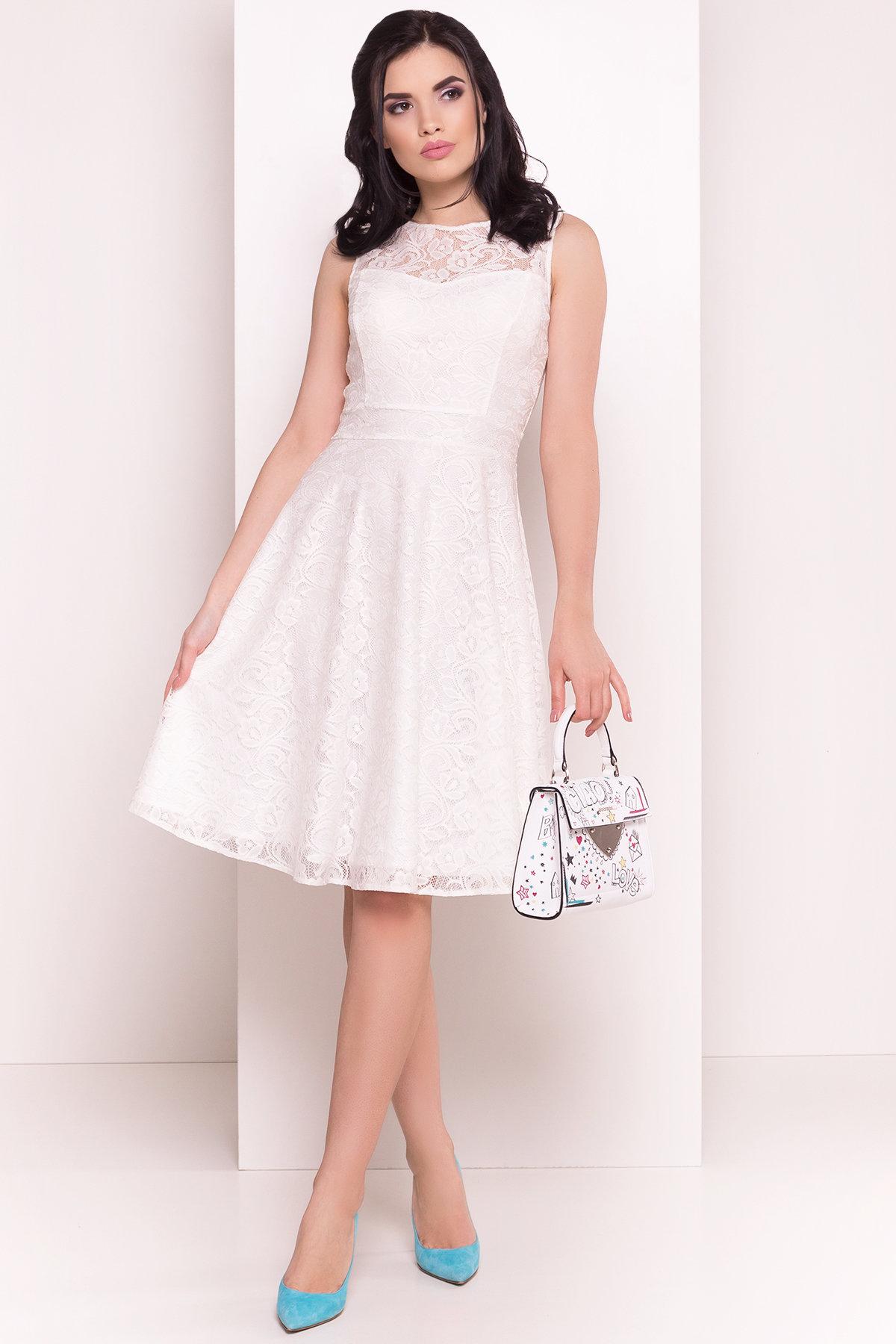 TW Платье Ермия 4981 Цвет: Молоко