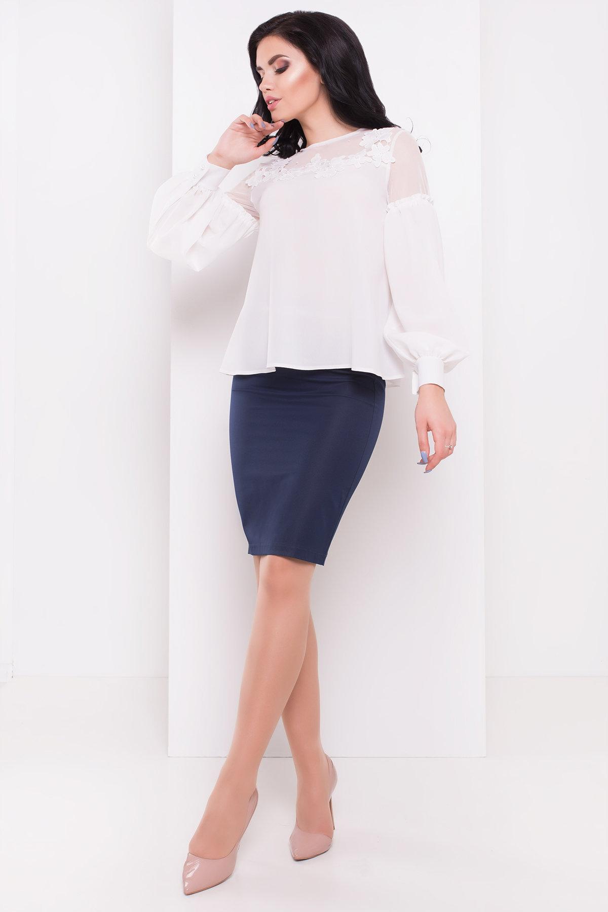 Блузы купить Украина Шифоновая блузка Асия 3230