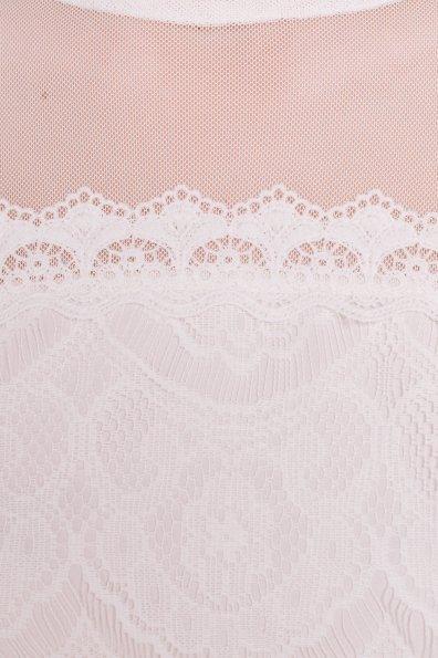 Платье Рина 4933 Цвет: Молоко