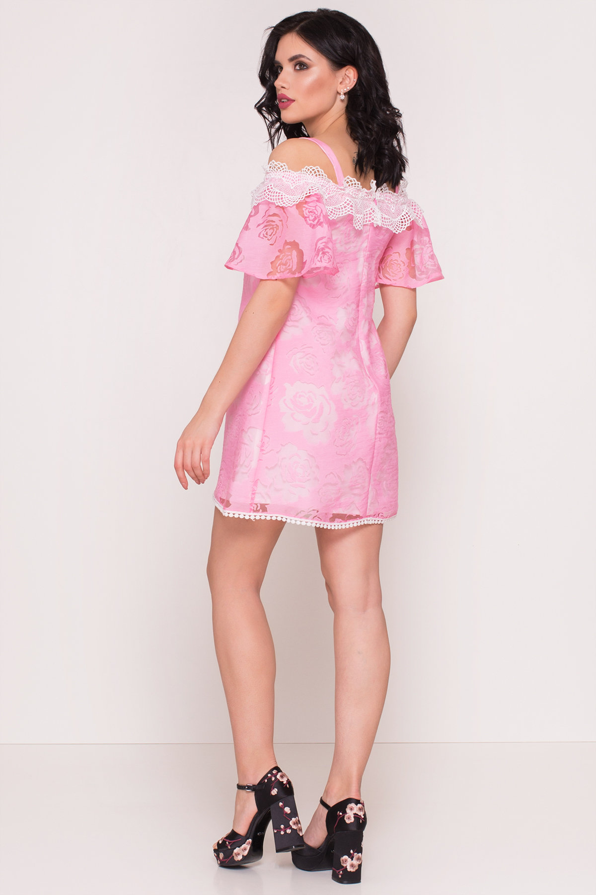 Платье Лонда 5044 Цвет: Розовый