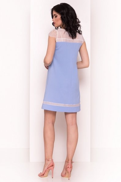 Платье Итана 4880 Цвет: Голубой