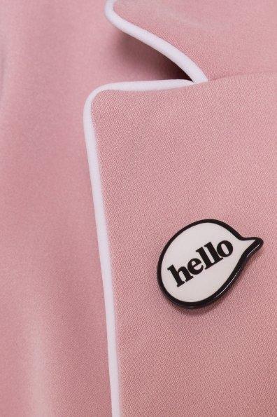 Жакет Бара 4812 Цвет: Розовый Темный