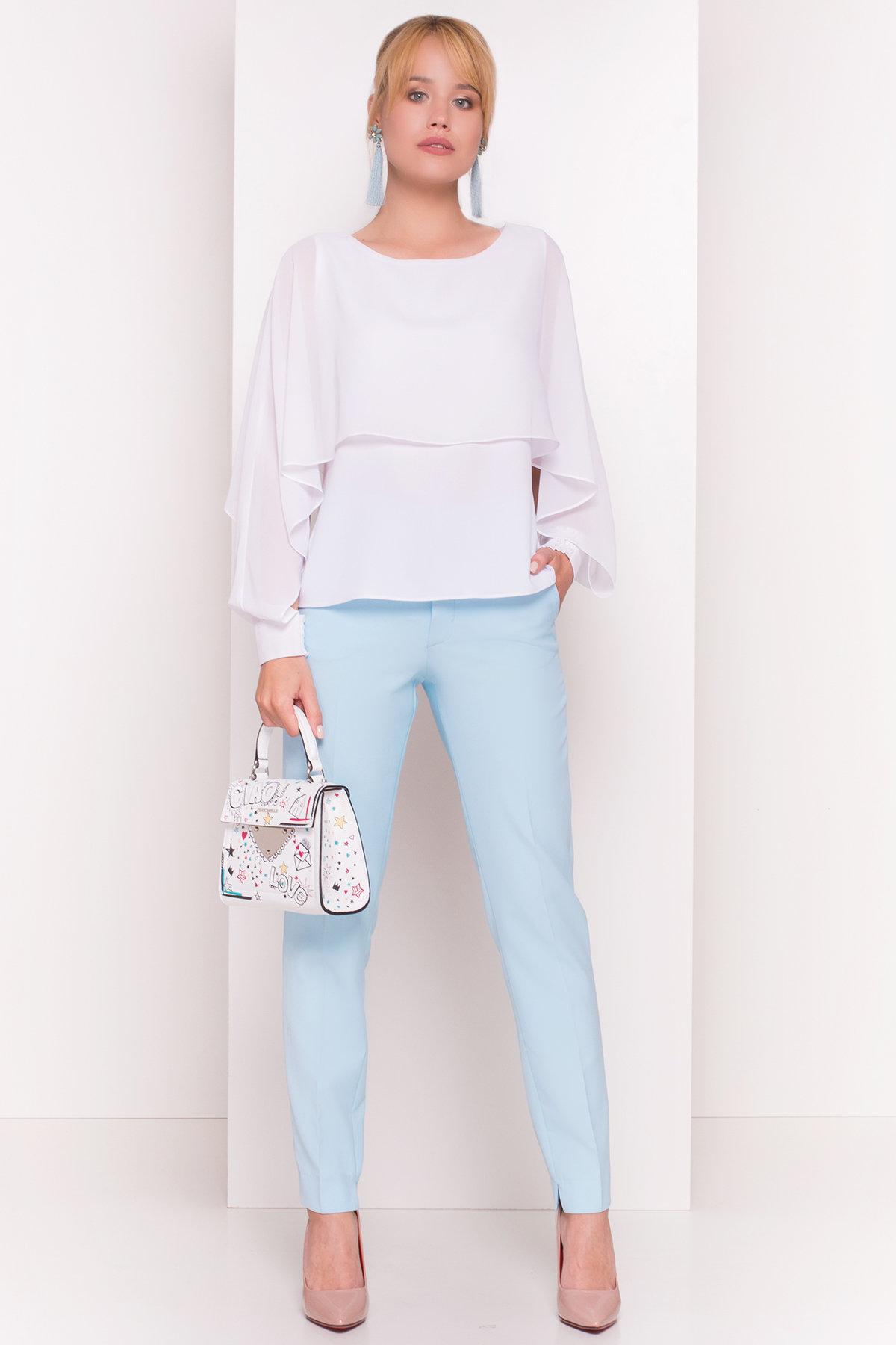 Блуза Сади 4978 Цвет: Белый
