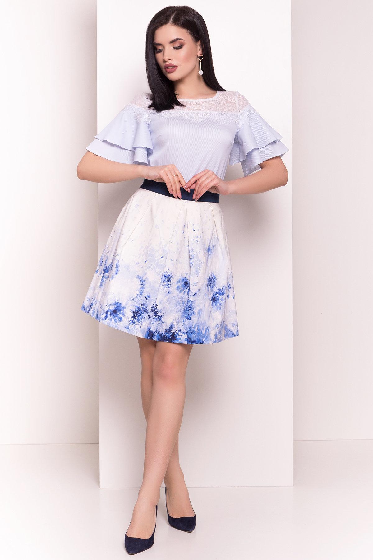 Купить женскую одежду оптом Блуза Ириска 4962