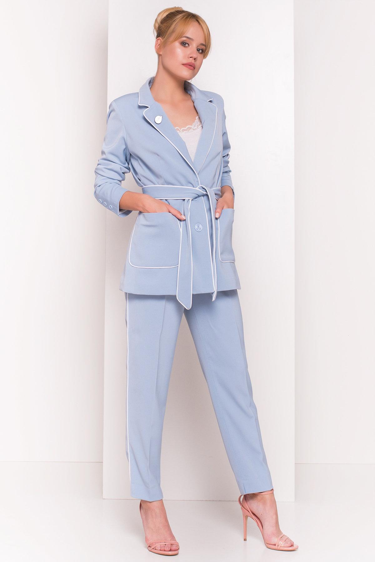 Жакет Бара 4812 Цвет: Голубой Темный