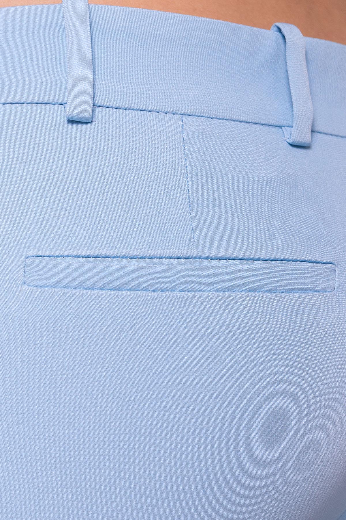 Брюки 7/8 Донато 4960 Цвет: Голубой