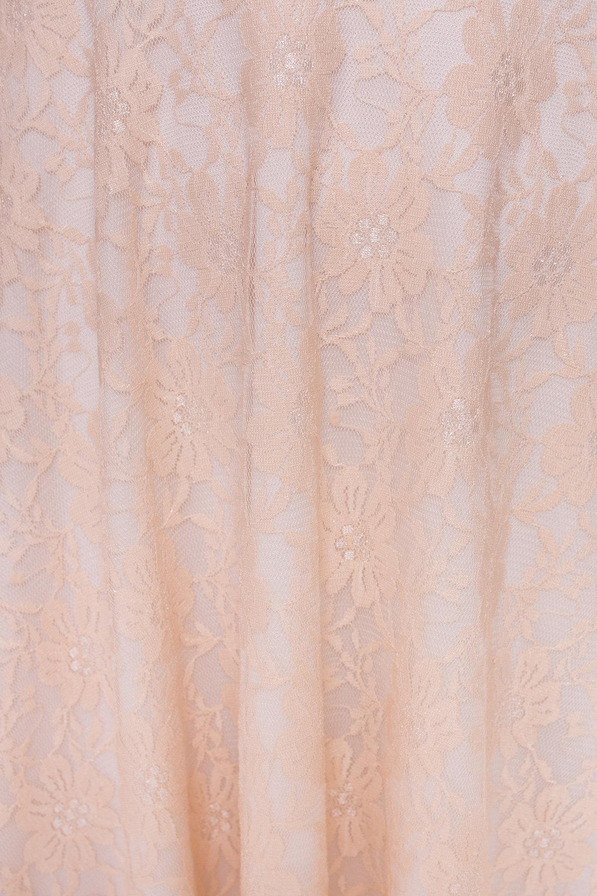 TW Платье Ермия 4989 Цвет: Бежевый Светлый
