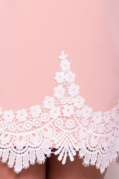 Платье Лера Donna 5050 Цвет: Пудра